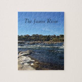 James River Puzzle