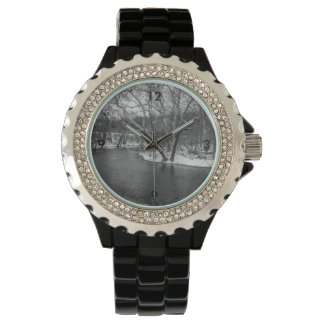 James River verringert Grayscale Uhr