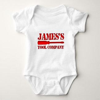 Jamess Tool Company Baby Strampler