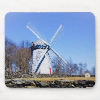 Jamestown Windmühle errichtete im Jahre 1789 Mauspad