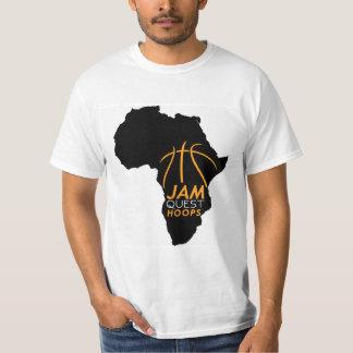 JamQuest Bänder Afrika T-Shirt