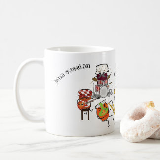 Jamsession Kaffeetasse