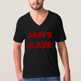 JAN.S SKLAVE! T-SHIRT