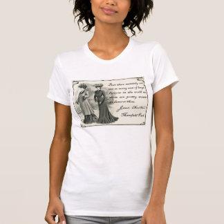 Jane Austen: Hübsches Frauen-T-Stück T-Shirt