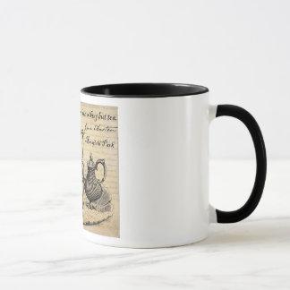 Jane Austen: Nichts aber Tee Tasse