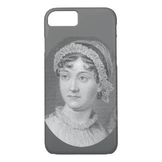 Jane Austen-Porträt iPhone 7 Fall iPhone 8/7 Hülle