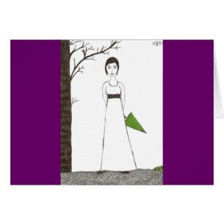 Jane Austen-Reis Karte