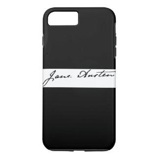Jane Austen-Unterzeichnung iPhone 8 Plus/7 Plus Hülle