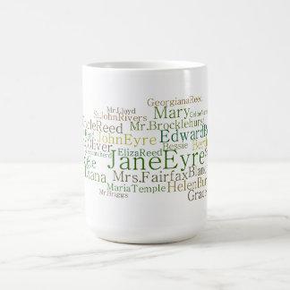 Jane Eyre Kaffeetasse