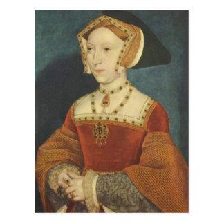 Jane Seymour Postkarte