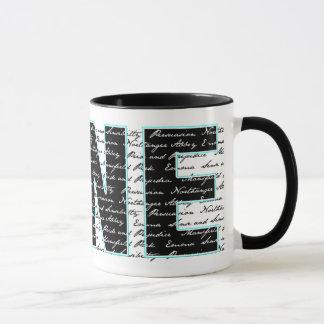 JANE-Tasse im Schwarzen Tasse