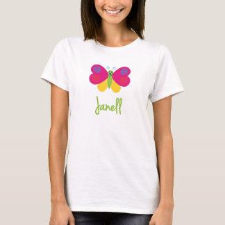 Janell der Schmetterling T-Shirt