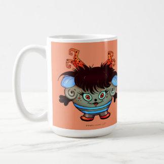 JANET-ALIEN-MONSTER 15oz Klassiker-Tasse Kaffeetasse