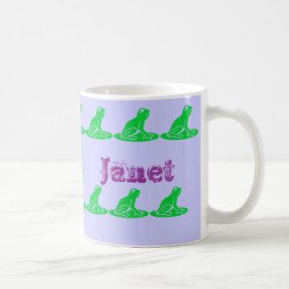 Janet Kaffeetasse