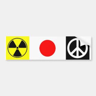 Japan 3-11 autoaufkleber