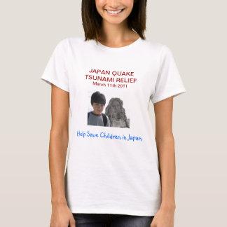 JAPAN-BEBEN-TSUNAMI-ENTLASTUNG T-Shirt
