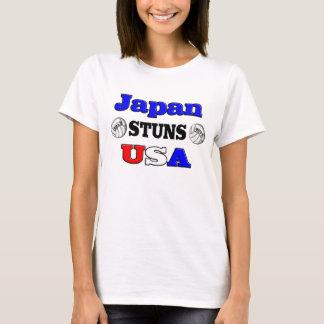 Japan betäubt USA 2011 T-Shirt
