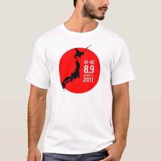 Japan-Erdbeben T-Shirt
