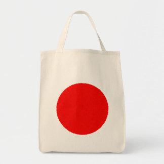 JAPAN-FLAGGE EINKAUFSTASCHE