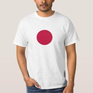 Japan-Flagge JP 日本国 Tshirts