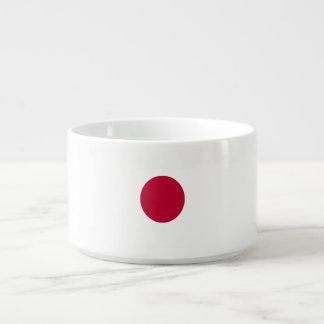 Japan-Flagge Kleine Suppentasse