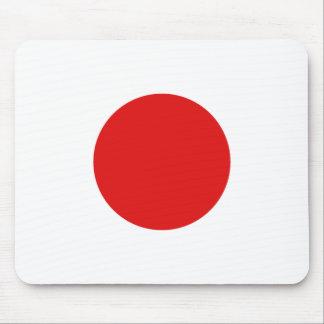 Japan-Flagge Mousepad