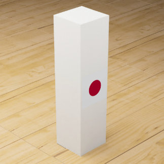 Japan-Flagge Wein-Geschenkverpackung