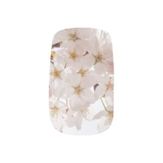 Japan-Kirschblüte Minx Nagelkunst