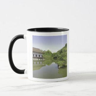 Japan, Kyoto, japanischer Garten von Heian Schrein Tasse