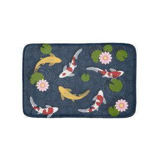 Japaner Koi Fisch-Teich Badematten
