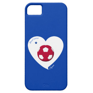 Japanese National Soccer Team Japan 2014 Nippon iPhone 5 Etui