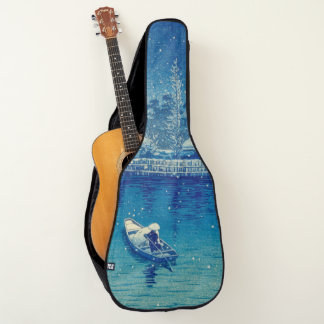 Japanische Boote Gitarrentasche