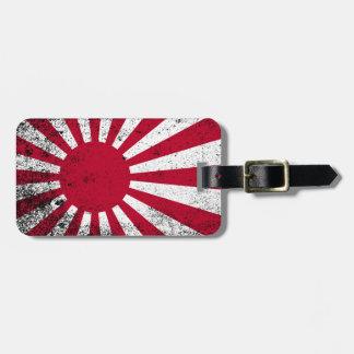 Japanische Flagge Kofferanhänger