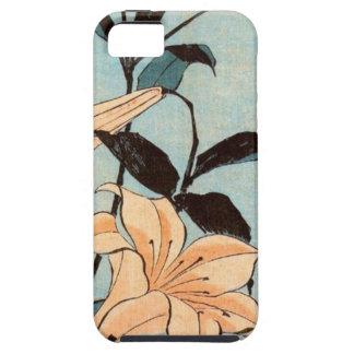 Japanische Iris Hülle Fürs iPhone 5