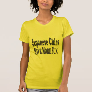 Japanische Kinne haben mehr Spaß! T-Shirt