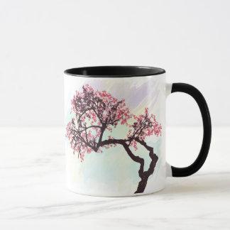 Japanische Kirschbaum-Blüten-Tasse Tasse