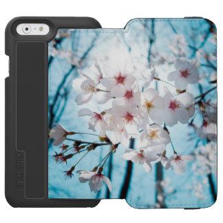Japanische Kirschblüte Asiens Incipio Watson™ iPhone 6 Geldbörsen Hülle
