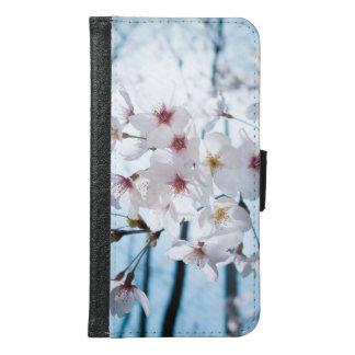 Japanische Kirschblüte Asiens Samsung Galaxy S6 Geldbeutel Hülle