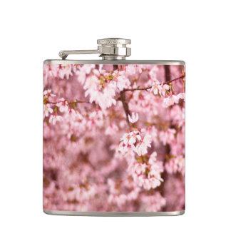 Japanische Kirschblüte Flachmann