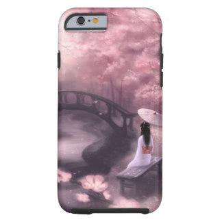 Japanische Kirschblüte Tough iPhone 6 Hülle