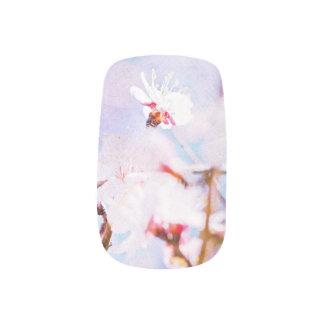 Japanische Kirsche - Kirschblüte in der Blüte Minx Nagelkunst