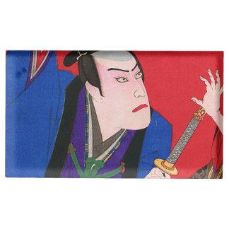 Japanische Kunst - Malerei eines verärgerten