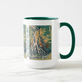 Japanische Kunstgewohnheits-Tassen Tasse