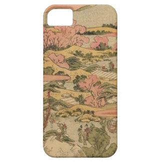 Japanische Landschaft Etui Fürs iPhone 5
