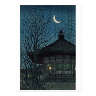 Japanische Malerei circa 1928 Postkarten