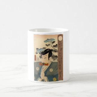 Japanische Malerei. Kuji. c. 1861 Tasse