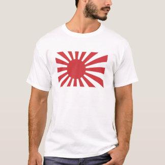 Japanische Marine-Flagge T-Shirt
