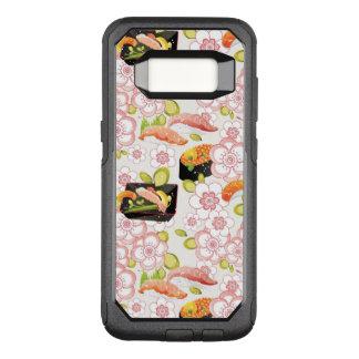 Japanische Nahrung: Sushi-Muster 2 OtterBox Commuter Samsung Galaxy S8 Hülle