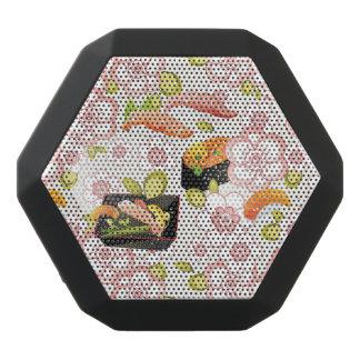 Japanische Nahrung: Sushi-Muster 2 Schwarze Bluetooth Lautsprecher