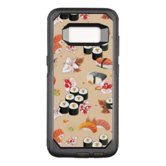 Japanische Nahrung: Sushi-Muster 3 OtterBox Commuter Samsung Galaxy S8 Hülle